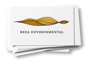 Reza Environmental Logo